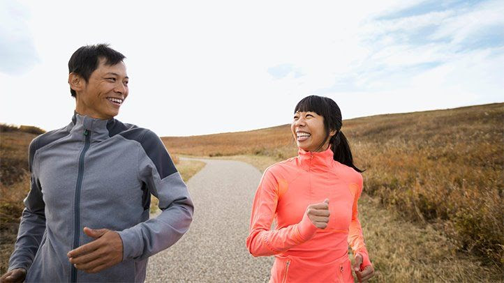 Many experts recommend exercise. Exercise is known to be a natural tool in helping improve sex life amongst individuals. Try going for a hike or a walk with your partner. Clear your head and get some fresh air together. Image courtesy of everydayhealth.com.