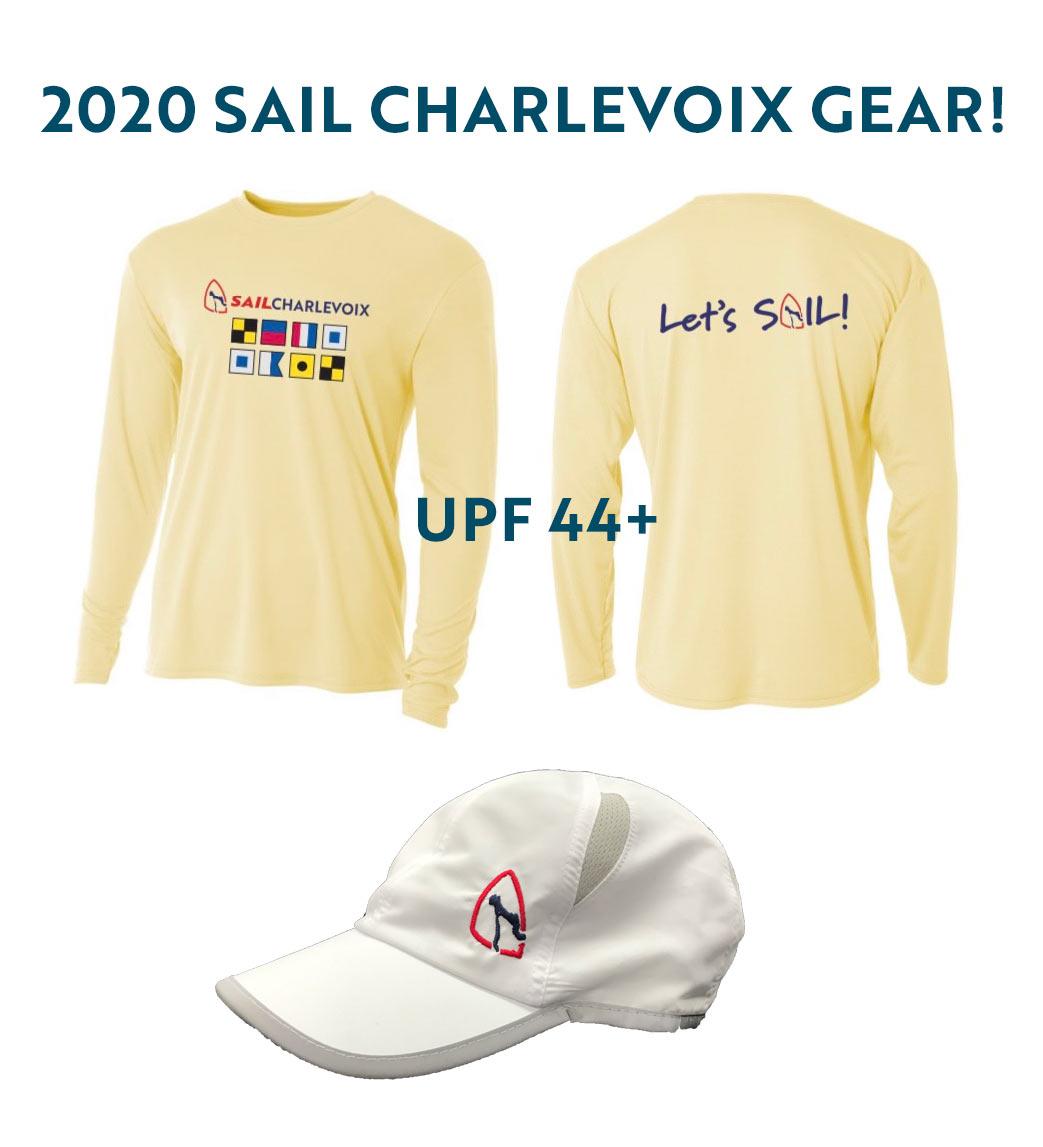 2020 Sail Charlevoix Gear