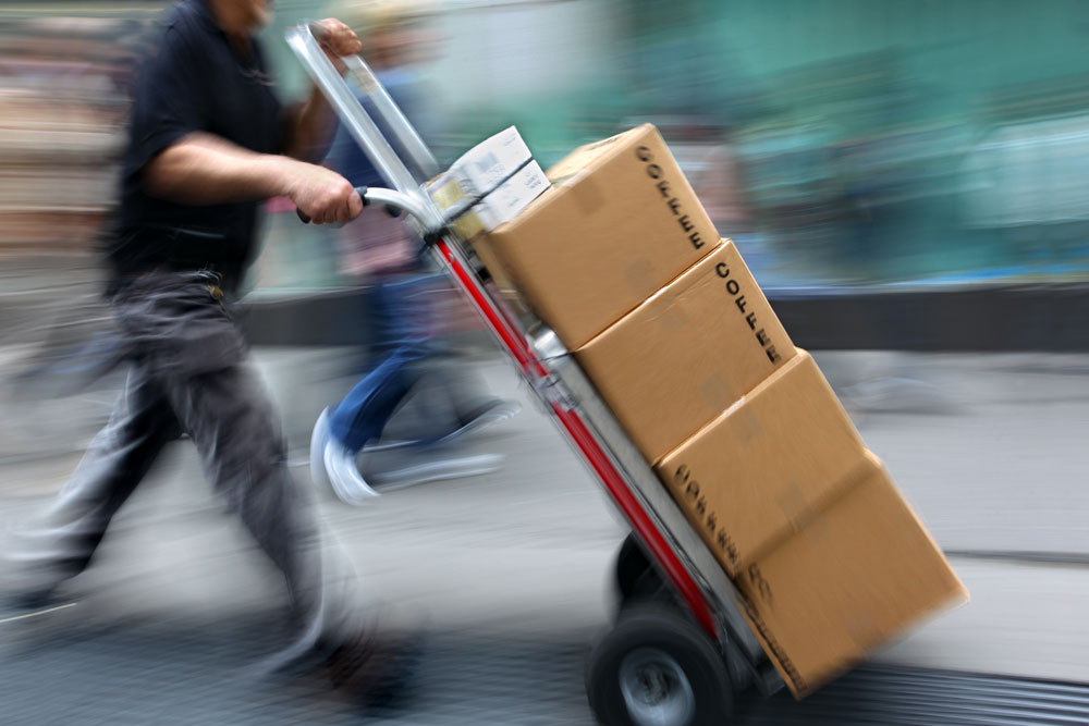 Deliveries image