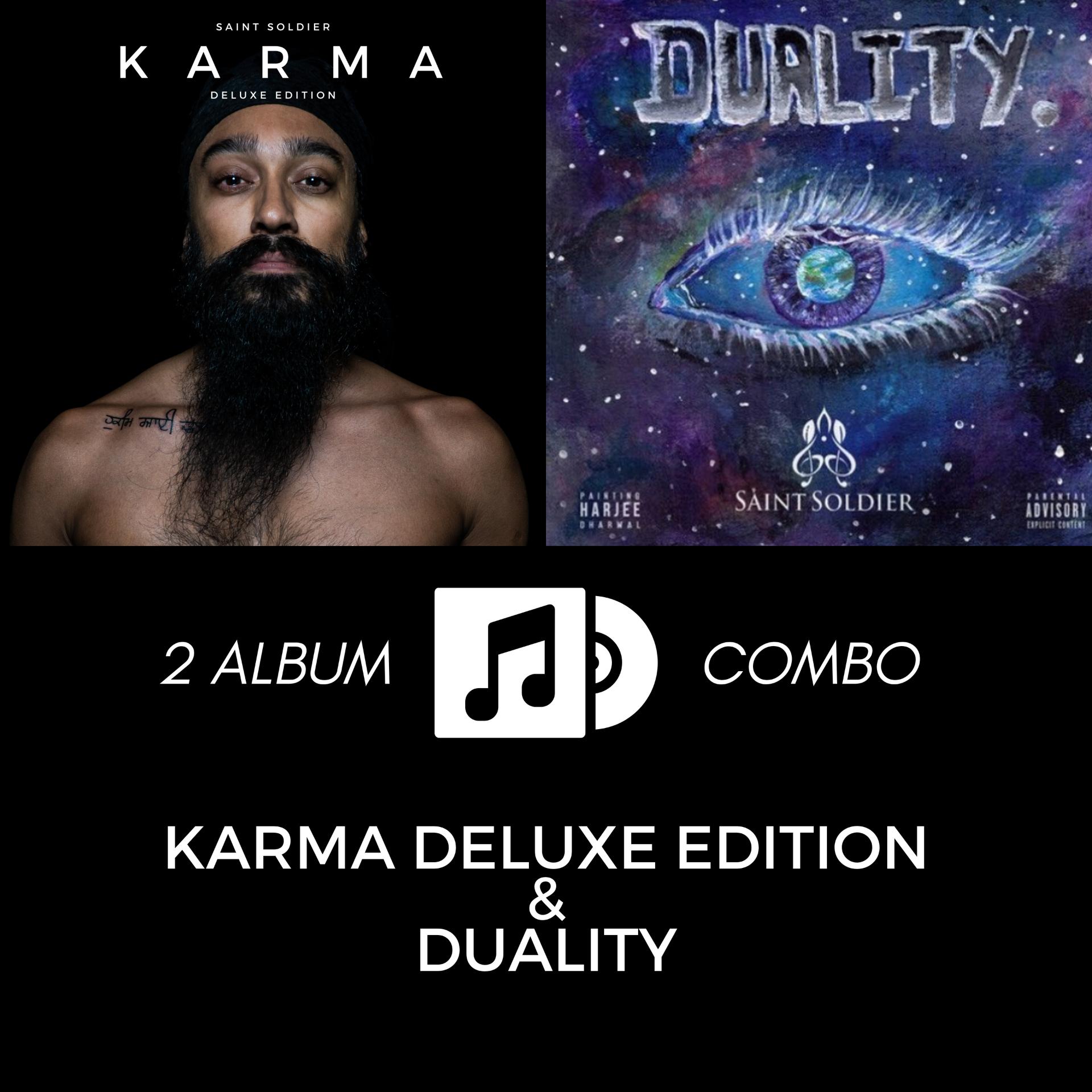 2 Album Combo