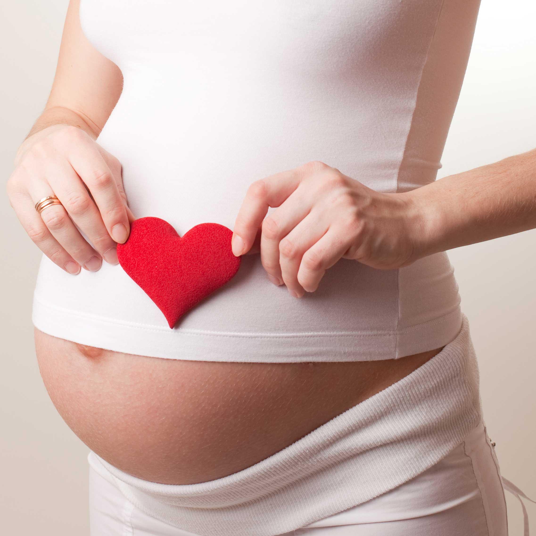 Спокойное протекание беременности
