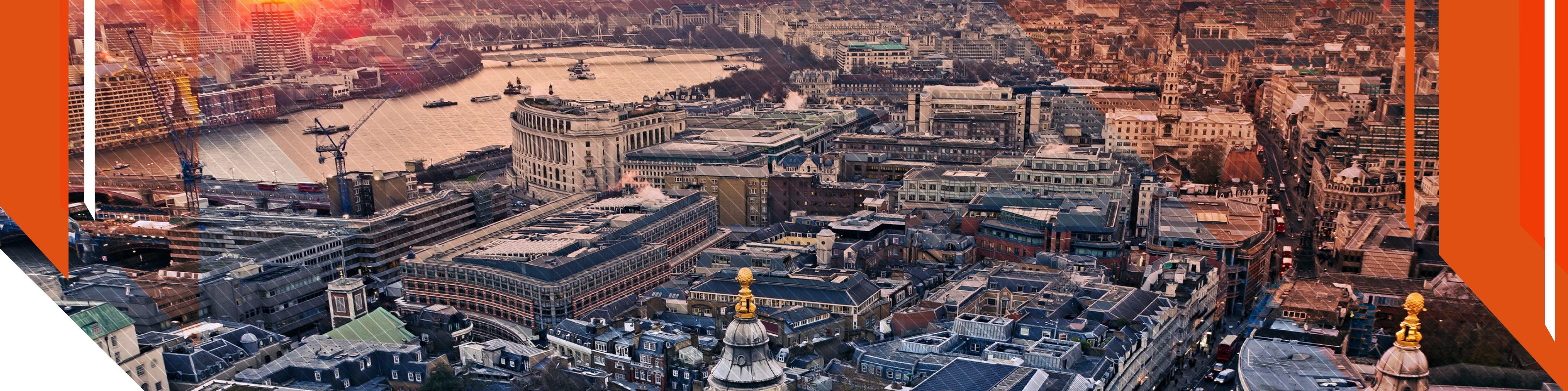 London City Skyline View