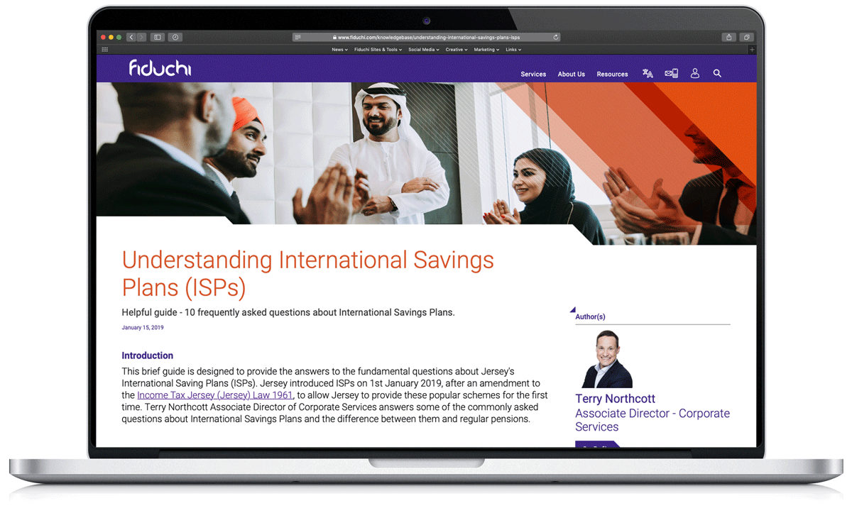 Understanding International Savings Plans ISPs
