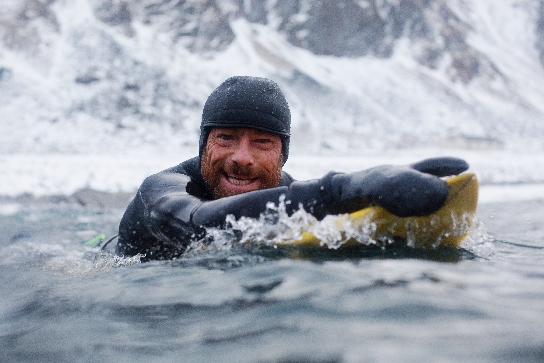 Tom Carroll surfing Unstad.
