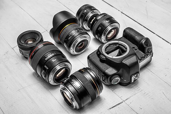 Camera Gear Rentals