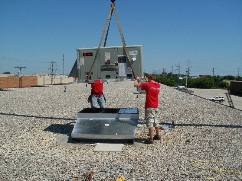 HVAC Repair & Installation
