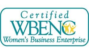 Logo image 'Women's Business Enterprise National Council'