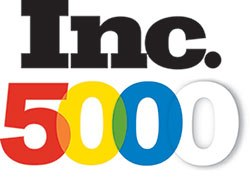 Inc. 5000 business award image