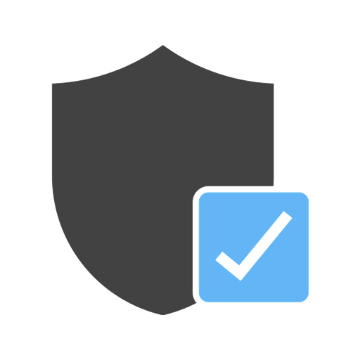 shield icon depicting organizational cyber-security