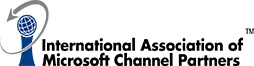 Logo image for 'The International Association of Microsoft Channel Partners' (IAMCP) represents Microsoft´s best partners around the globe.