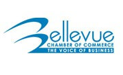 Logo image of 'Bellevue Chamber of Commerce'