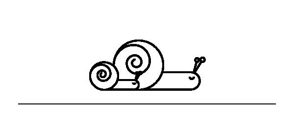 Illustrazione famiglia lumache