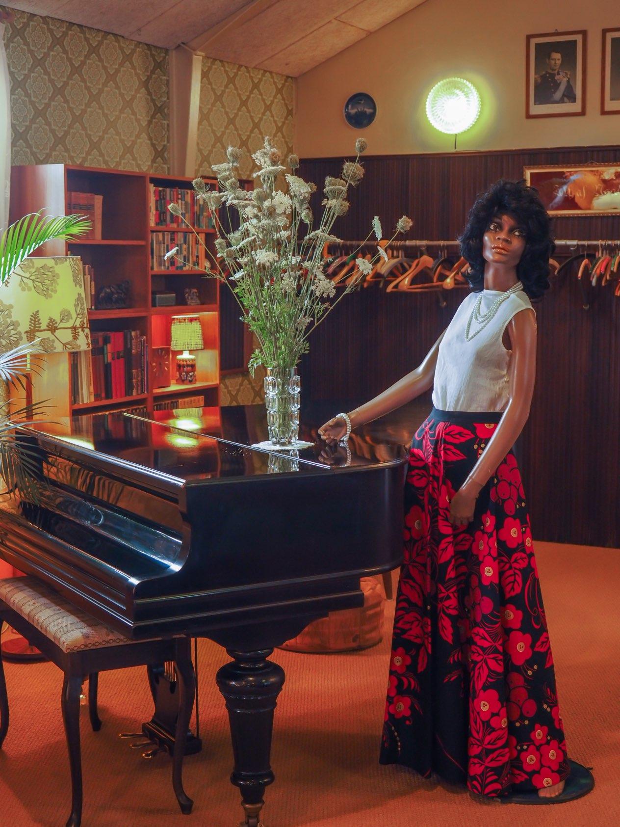 Kvinden og klaveret