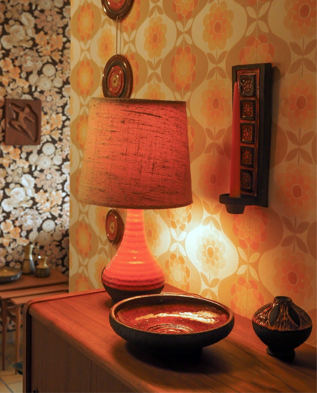 Lampe i gangen