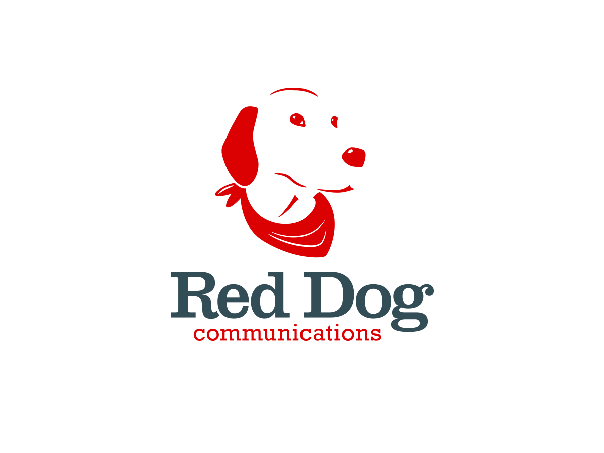 Red Dog Communications logo