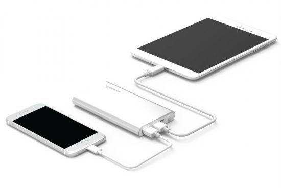PureJuics portable charger
