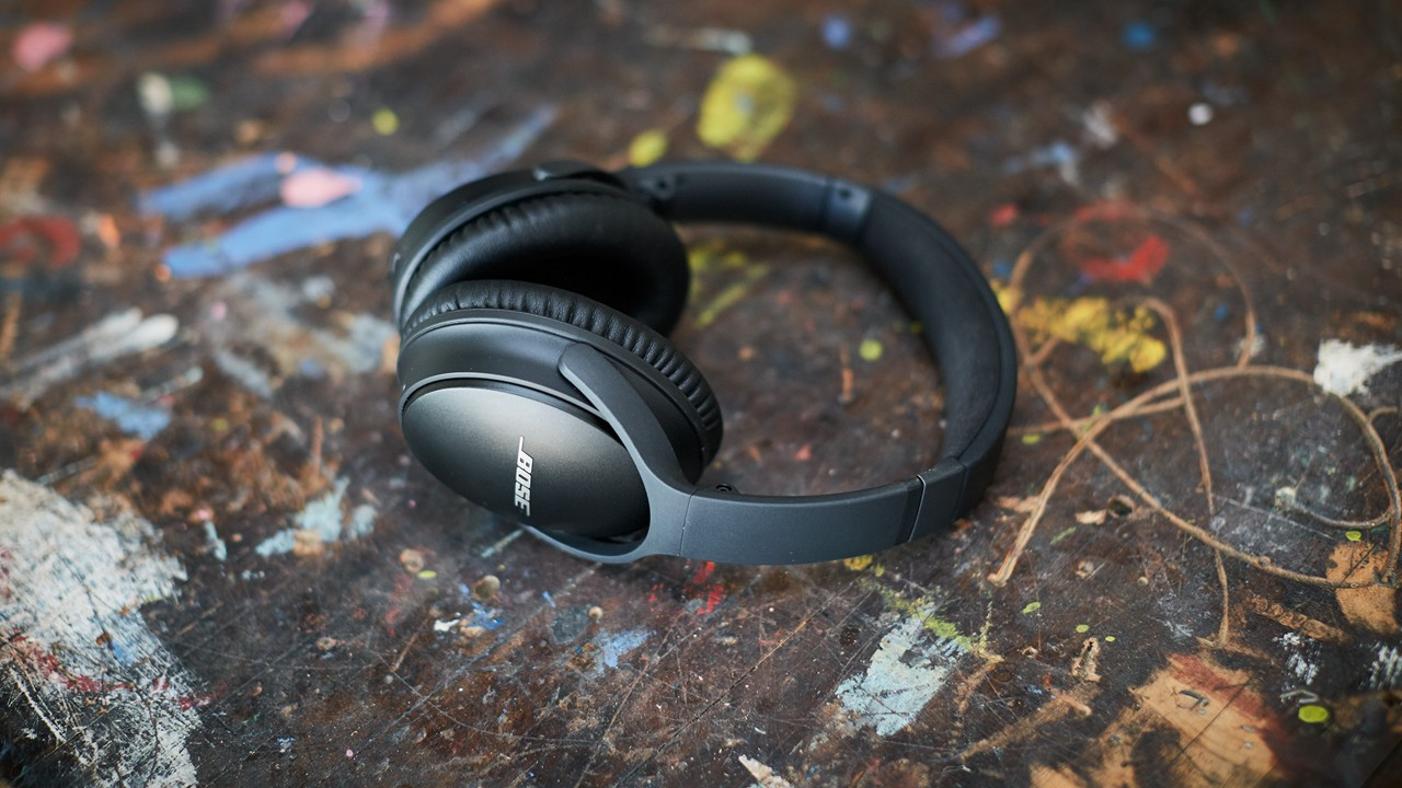Bose Quiet Comfort 35s Noise Canceling Headphones