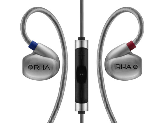 RHA earphones