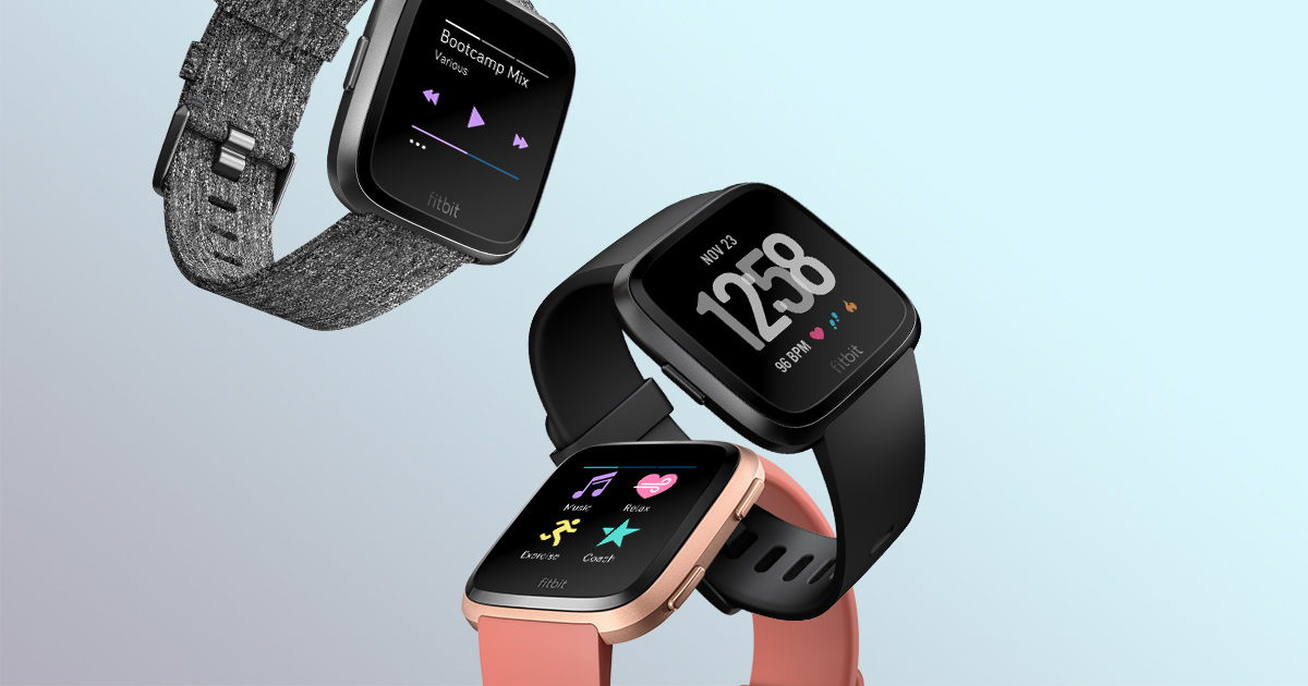 various different smartwatches