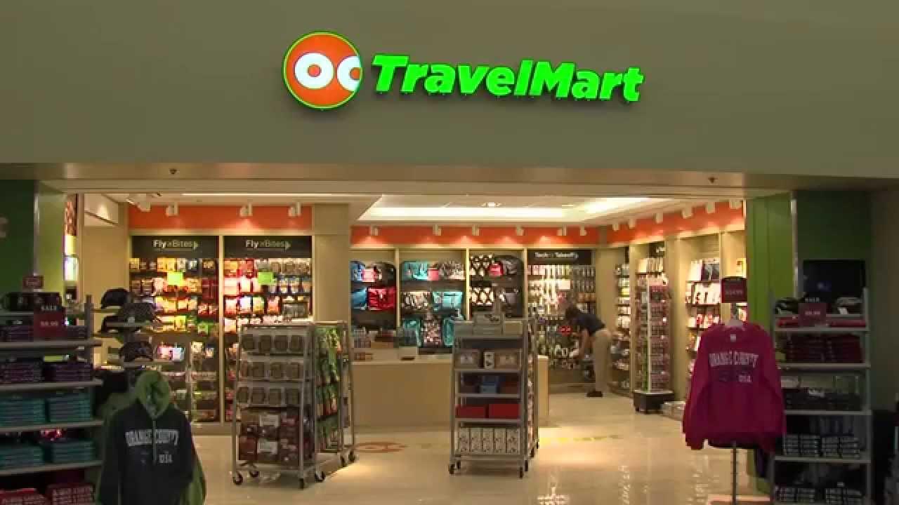 OC TravelMart Storefront