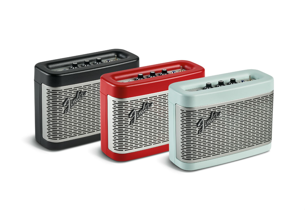 Fender portable speakers