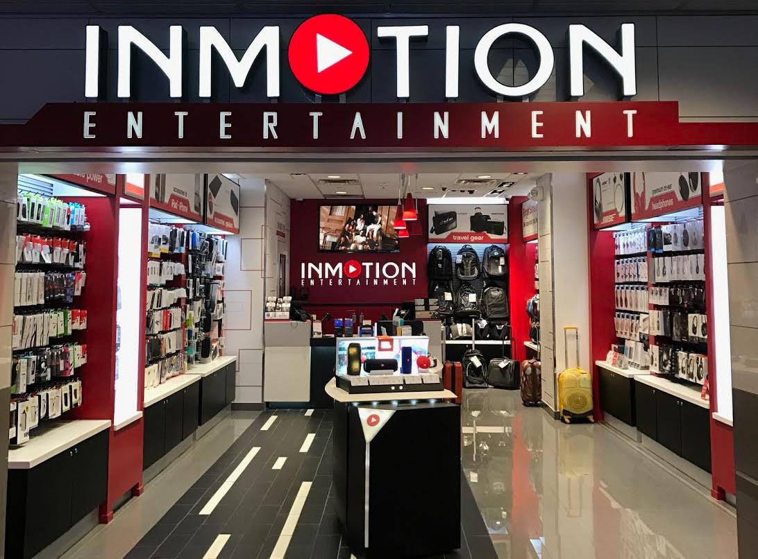 InMotion entertainment storefront