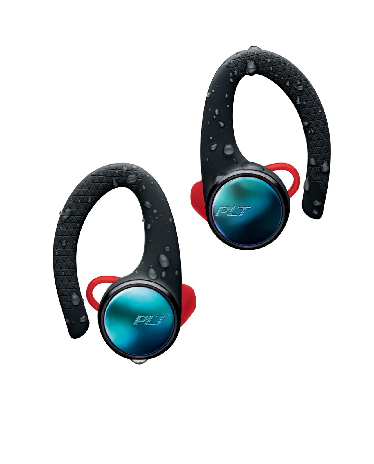 Plantronics BackBeat FIT 3100 Wireless Sports Earbuds