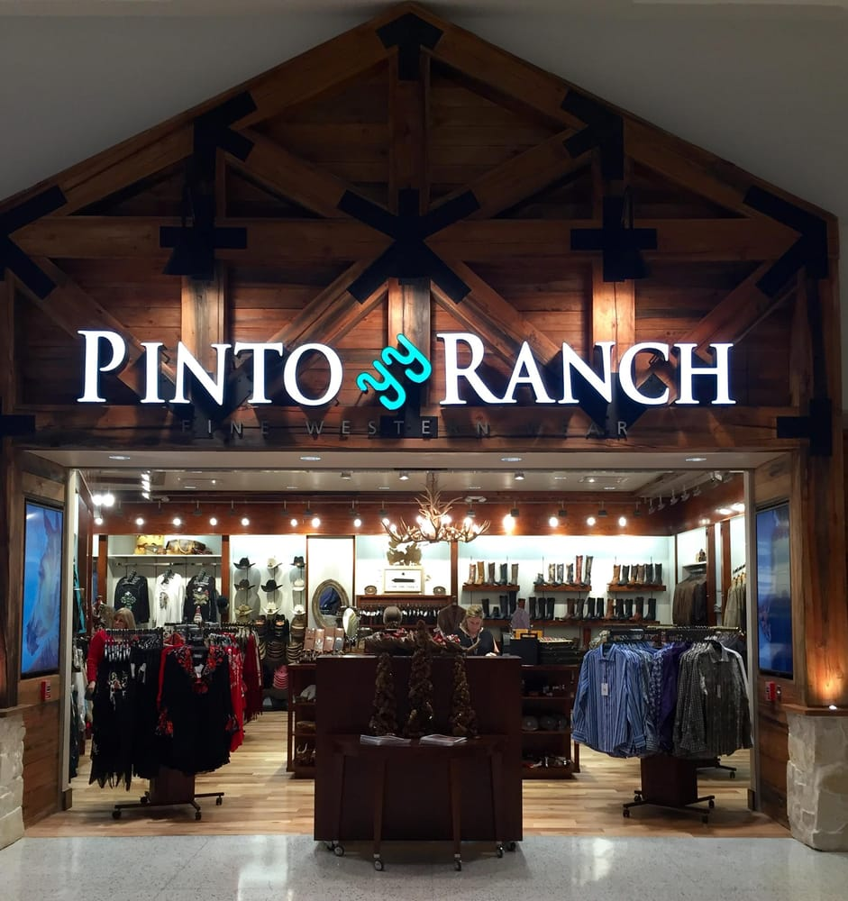 pinto ranch airport storefront