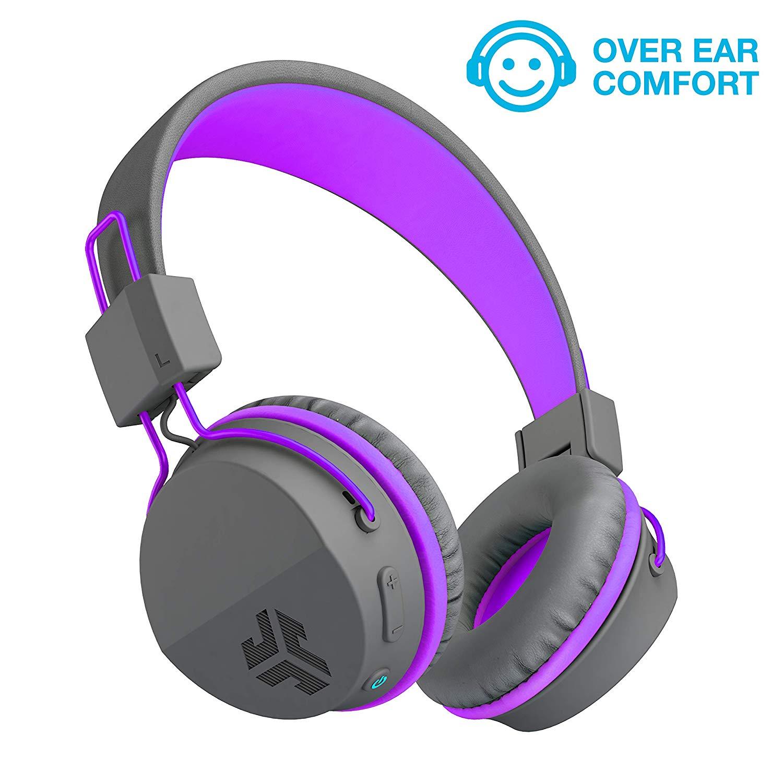 jlab over the ear folding jbuddies wireless
