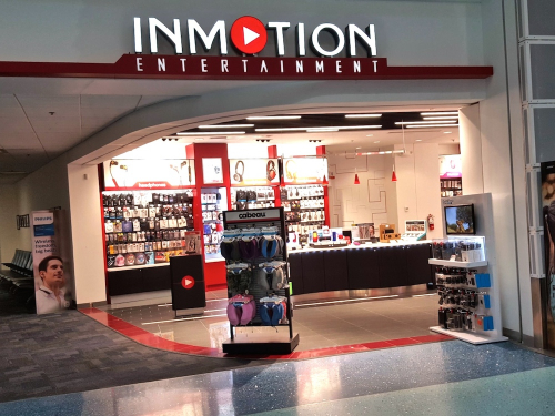 InMotion Stores Jacksonville Airport