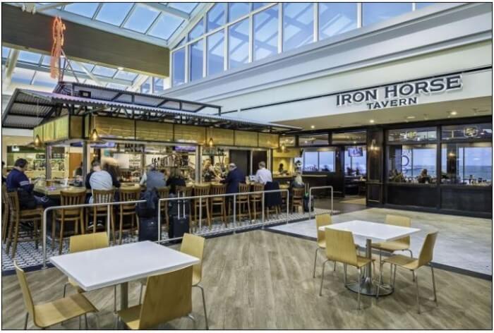 Iron Horse Tavern Sacramento Airport