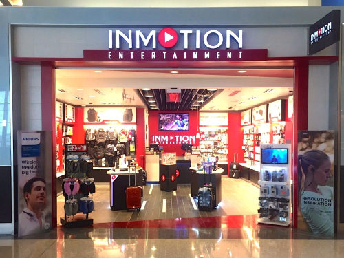 Sacramento Airport InMotion