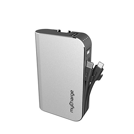 myCharge HubPlus C 6700mAh portable charger