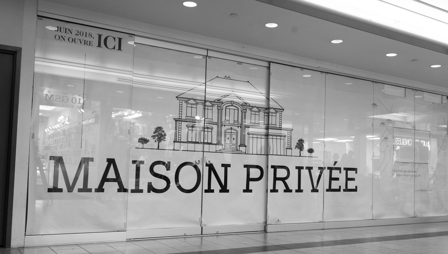 Maison Privée Tunnel Place Ville-Marie