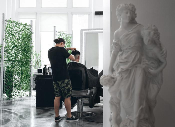 Maison Privée   Premium Barbershop