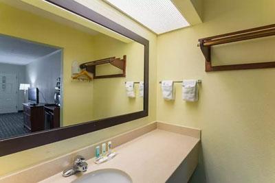 2 Queen Beds, Accessible - restroom