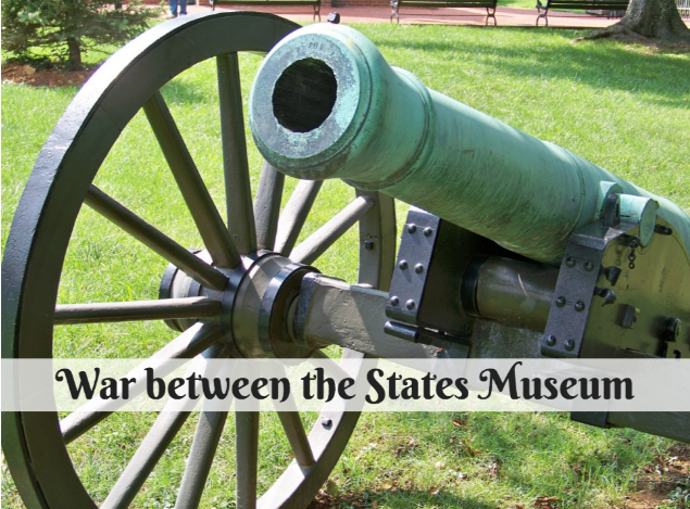 war between the states museum