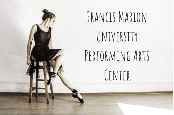 francis marion university performing arts center florence sc