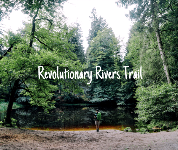 revolutionary rivers trail
