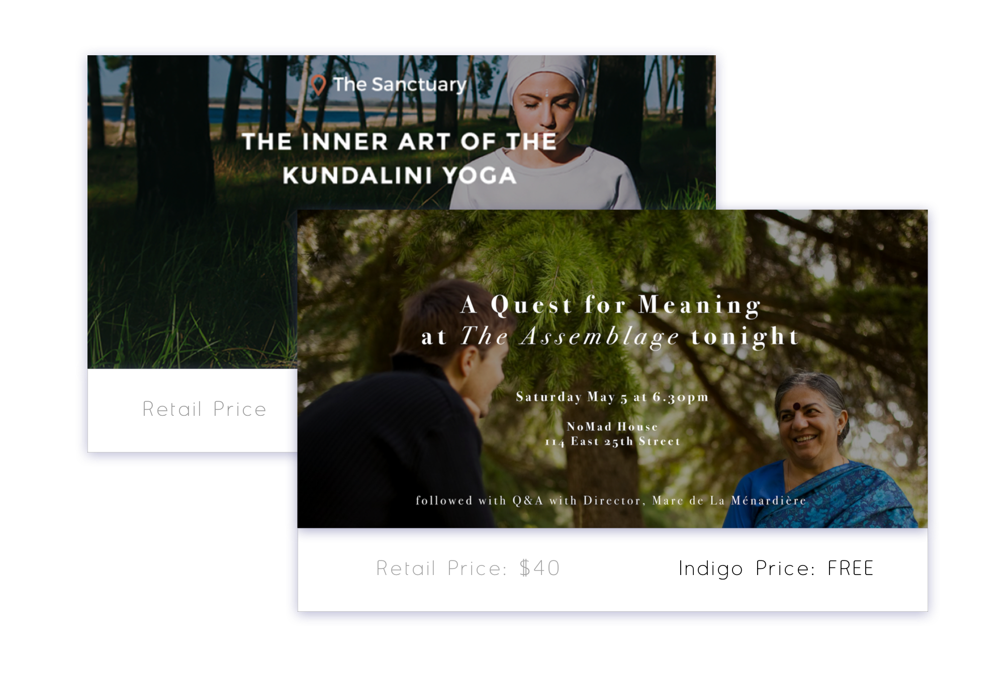 Indigo - Global Network of Mindful Doers - Community Events and Podcast