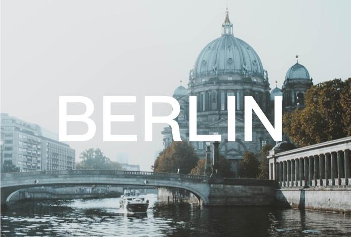 Local Hubs. Community Berlin