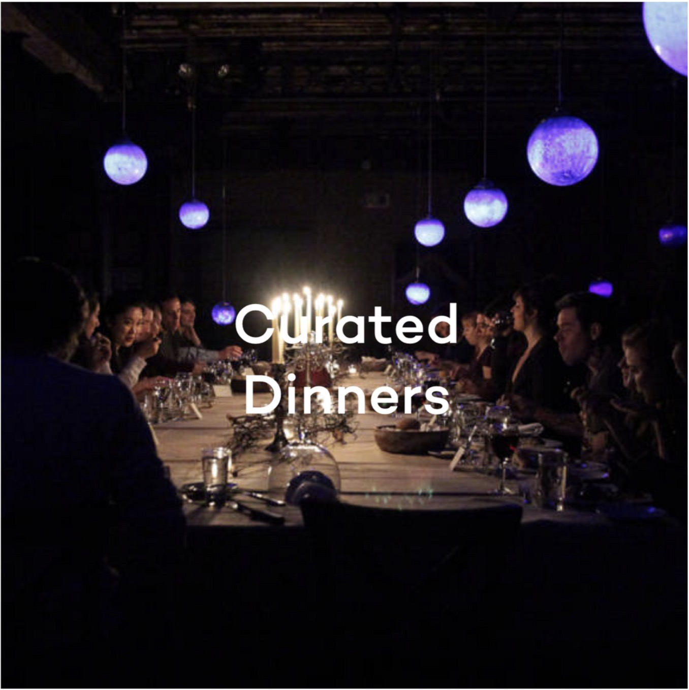 Curated Dinners on topics at the intersection of Science, Philosophy and Spirituality