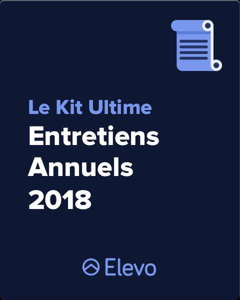 Elevo - Le Kit Ultime des Entretiens Annuels
