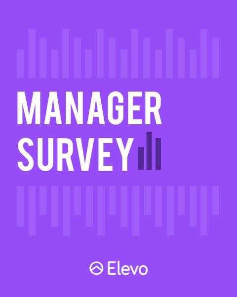 Elevo - Le guide du Manager Survey
