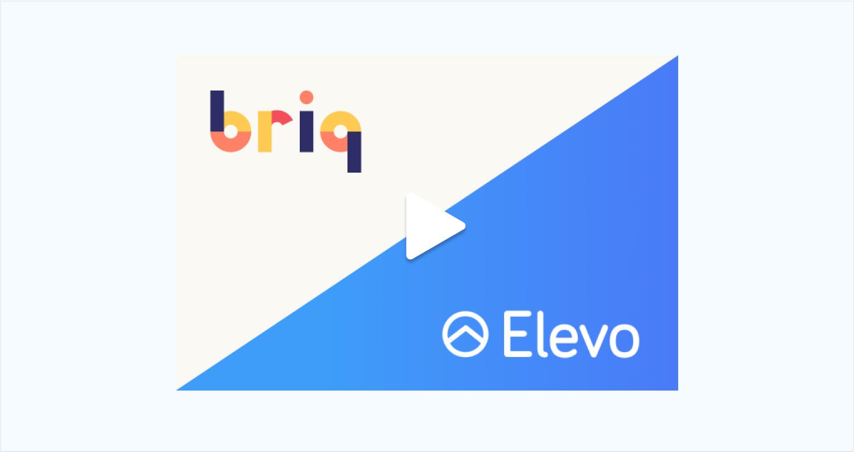 Briq & Elevo Webinar: Corporate values, move from talk to practice!
