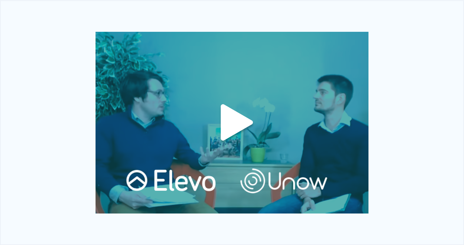 L'innovation managériale : Webinaire Elevo & Unow