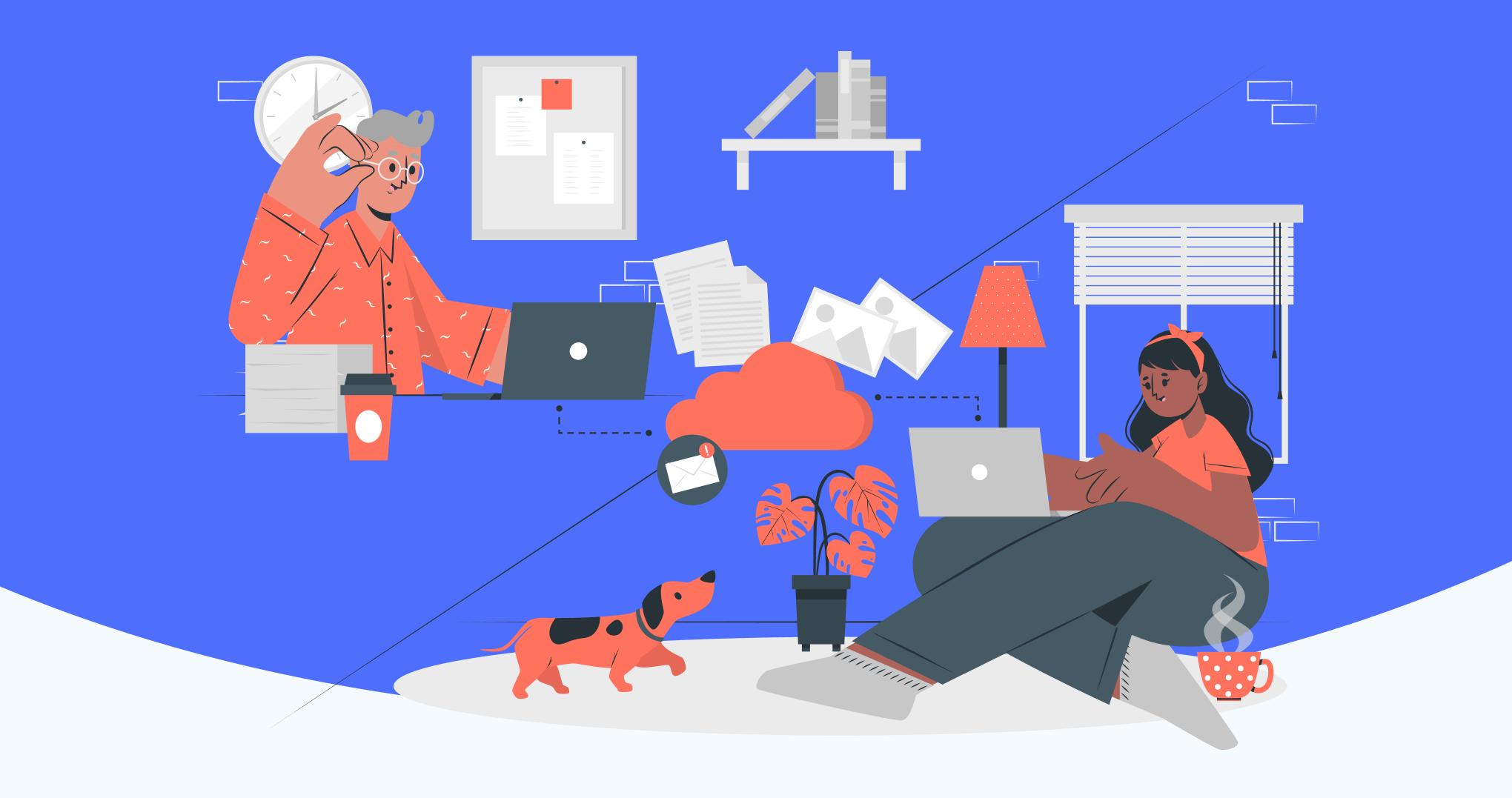 Comment engager et motiver ses collaborateurs en télétravail ?