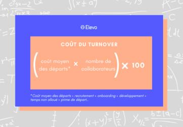 Formule pour calculer le coût du turnover