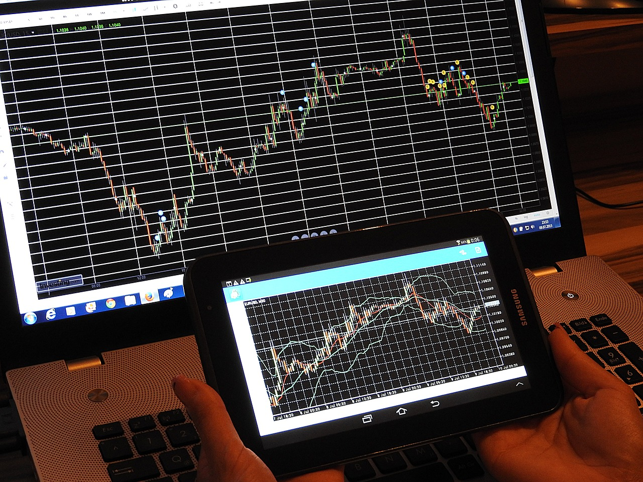 Top forex trading platforms