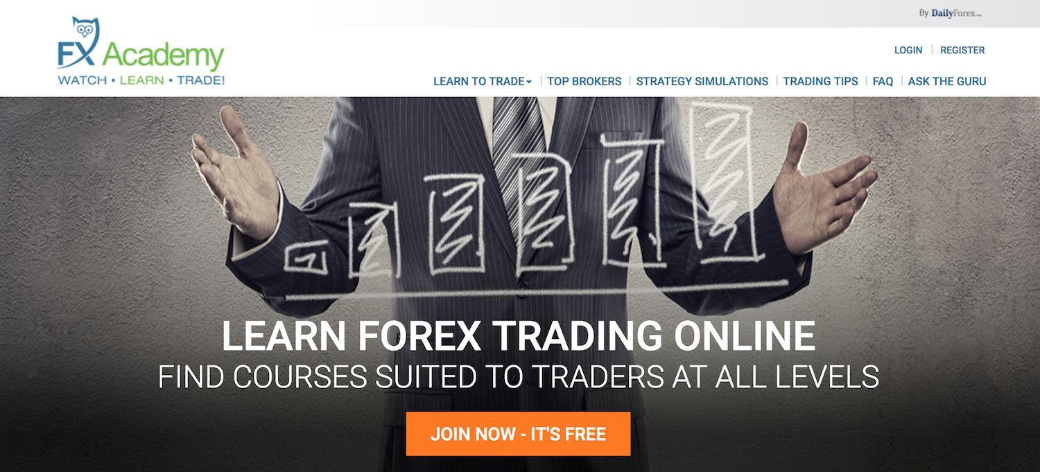 Forex Courses Around Fx Academy Have A Lot To Offer Traders Of All Levels You Can Learn Within Your Own Schedule And Chose The Topics That Are